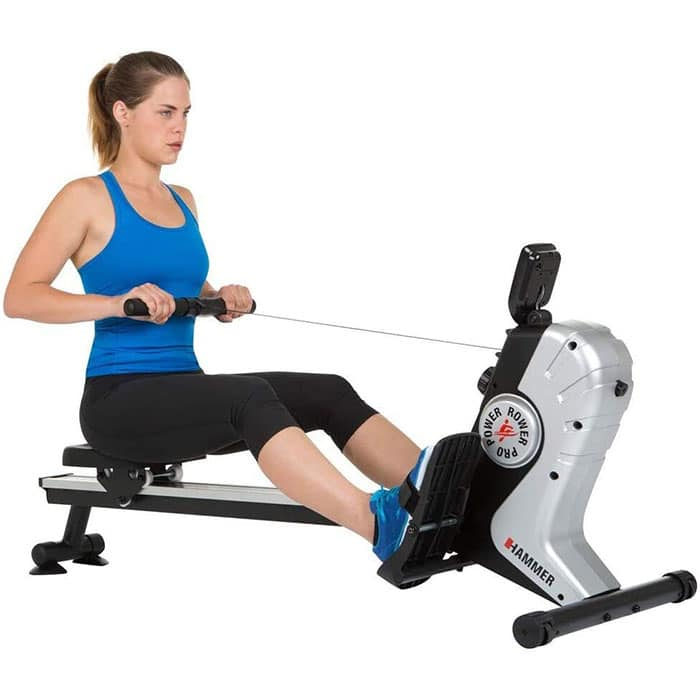 HAMMER ROWING MACHINE POWER ROWER PRO 2Α