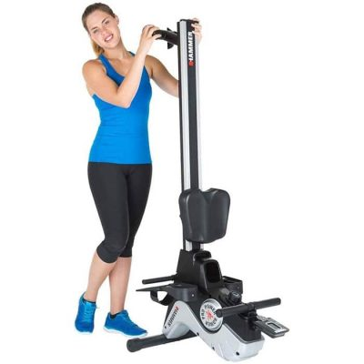 HAMMER ROWING MACHINE POWER ROWER PRO 3Α