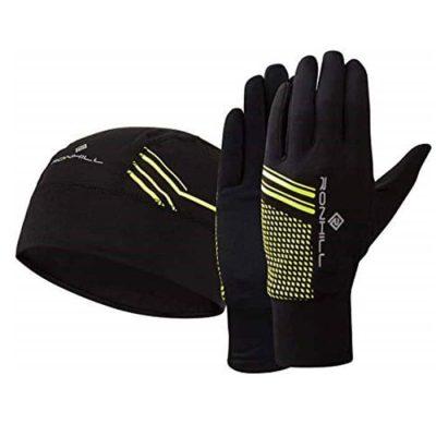 Ronhill Beanie and Glove Set 1B