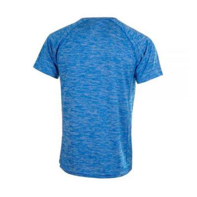 SIUX SPECIAL BLUE ROYAL VIGORE LOGO SILVER T SHIRT 2A