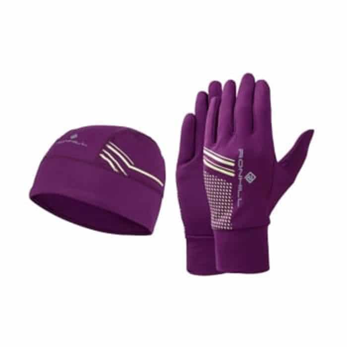 running beanie and glove set grape juice fyel p4070 8346 imageΑ