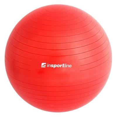 Μπάλα Γυμναστικής 65cm Insportline κόκκινη