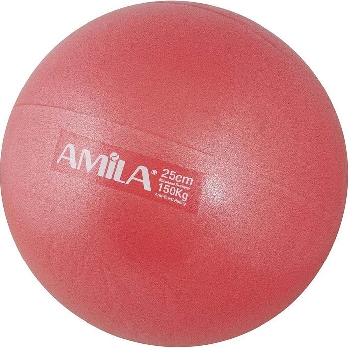 μπάλα pilates 25cm κόκκινη