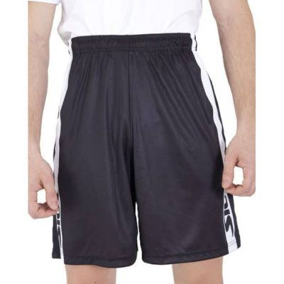 SHORT SIUX TWISTER BLACK WHITE 1A