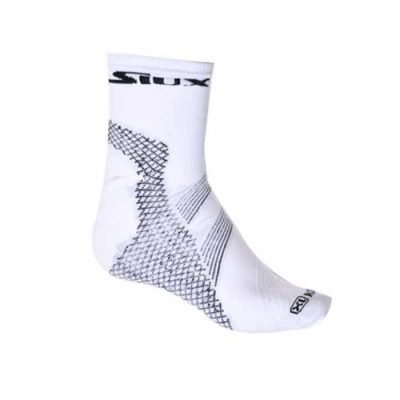 SIUX TECHNICAL WHITE SOCKS 1Α