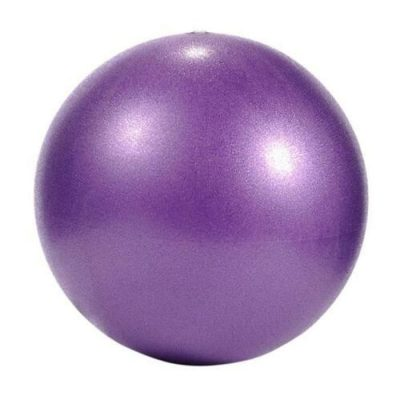 MINI YOGA BALL 25CM ΜΟΒ 1Α