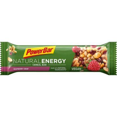 PowerBar Natural Energy Cereal Raspberry Crisp 40g 1200x1200px RGB