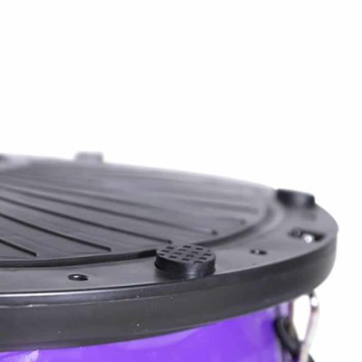 Μπάλα ισορροπίας με λάστιχα ΜΩΒ 46cm LIGASPORT 3