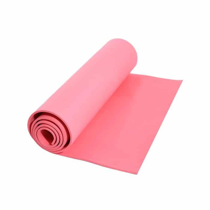 Στρώμα γυμναστικής EVA EVA mat 173εκ.61εκ.05εκ ροζ LIGASPORT 1