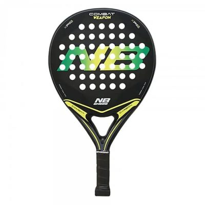 ENEBE COMBAT WEAPON PADDLE RACKET 1