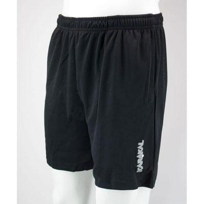 Karakal Club Shorts Black 1A