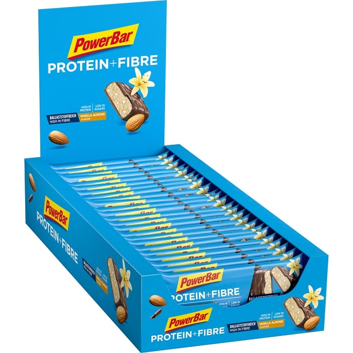 PowerBar Protein Fibre Vanilla Almond 24
