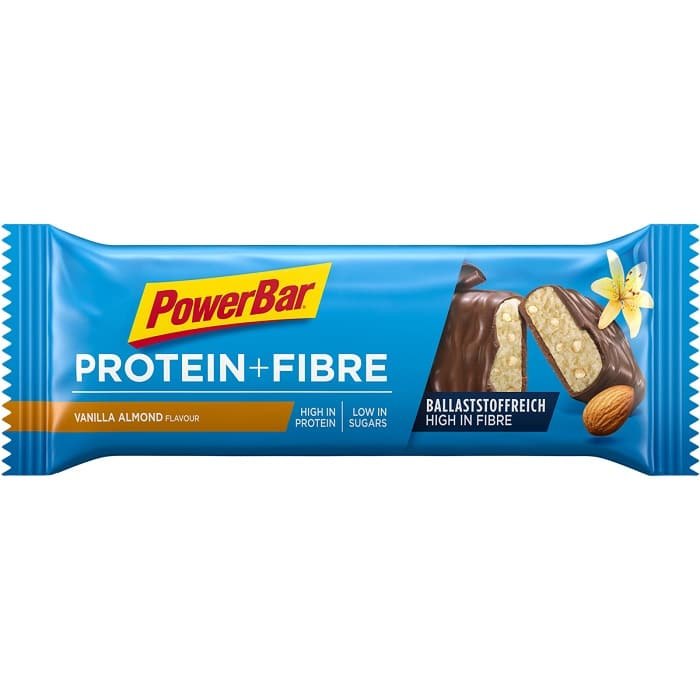 PowerBar Protein Fibre Vanilla Almond 35g