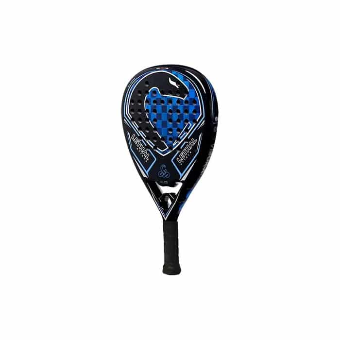 VIBOR A CARBON LETHAL ATTACK PADDLE RACKET 1