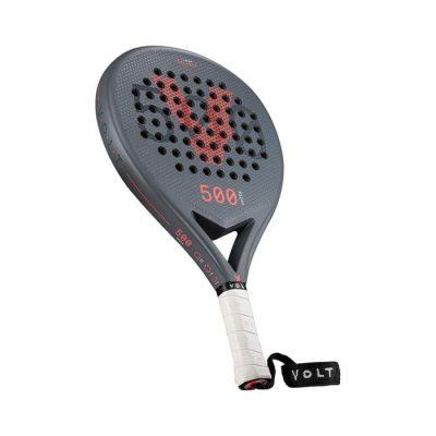 Volt500 Grey Padel Racket 1A