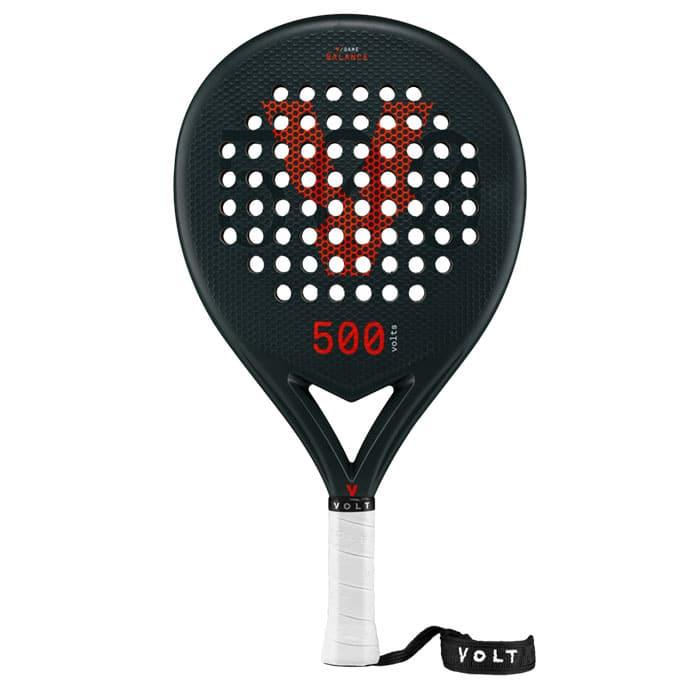 Volt500 Padel Green Racket 1A