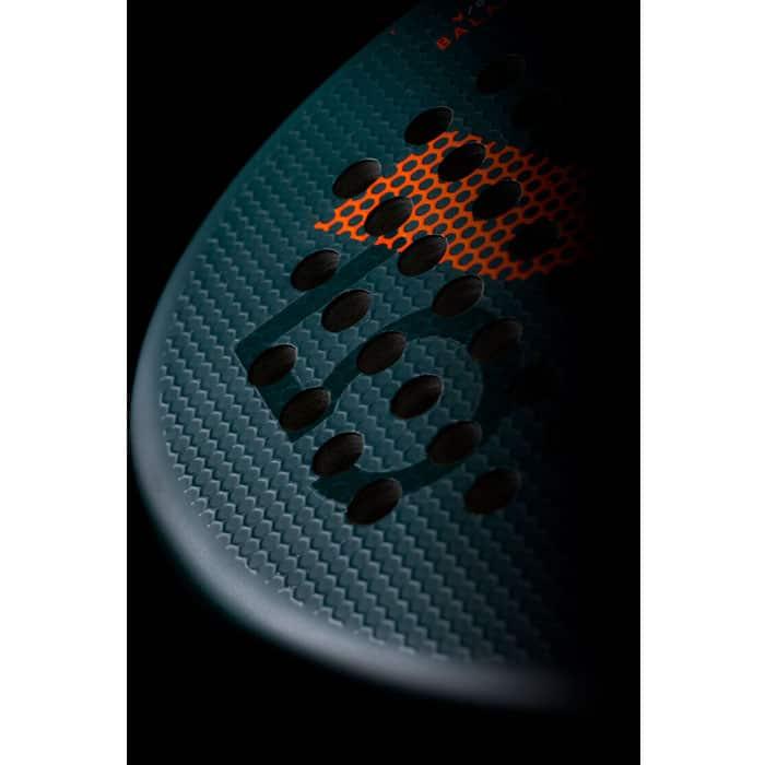 Volt500 Padel Green Racket 4A